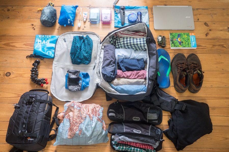 Uyên xếp hành lý khi đi du lịch như thế nào? List & Tips