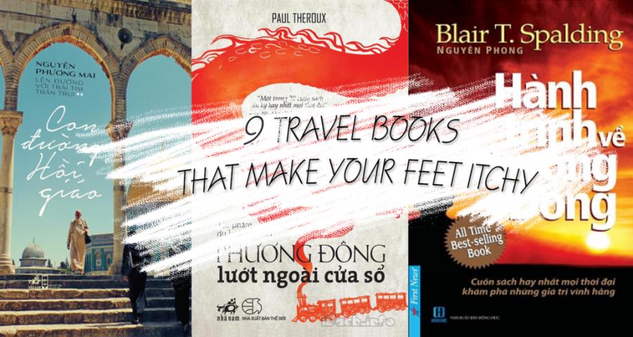 9 cuốn sách du lịch dành cho những kẻ lữ hành