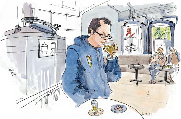 Những quán có bia craft chill nhất Sài Gòn Uyên yêu