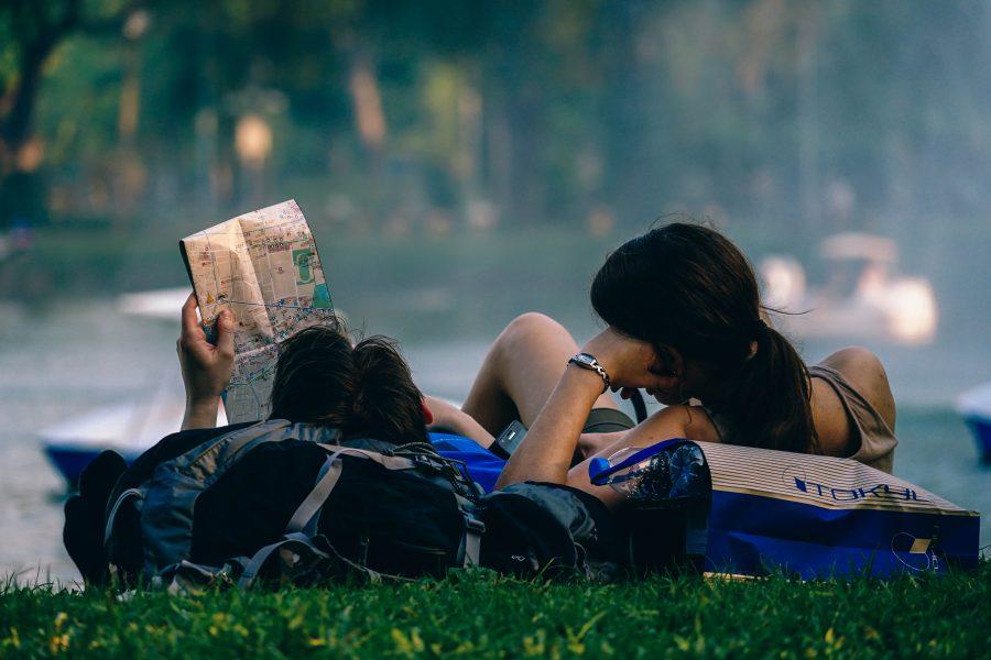 sách du lịch
