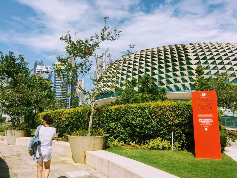 lịch trình Singapore- Malaysia
